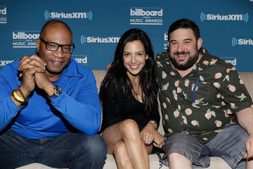 Stanley T SiriusXM's 'The Morning Mash Up' Broadcasts Backstage Leading Up To The Billboard Music Awards