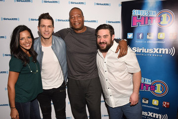 Stanley T SiriusXM Hits 1's The Morning Mash Up on February 16