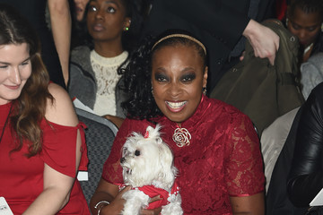 Star Jones The American Heart Association's Go Red For Women Red Dress Collection 2017 Presented By Macy's at Fashion Week in New York City - Arrivals & Front Row