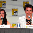 John Barrowman and Eve Myles Photos