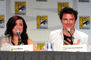 John Barrowman and Eve Myles Photos Photo