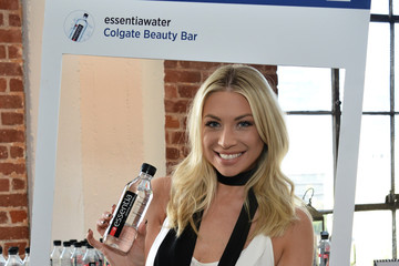 Stassi Schroeder Colgate Optic White Beauty Bar at Hudson Loft in Los Angeles - Day 1