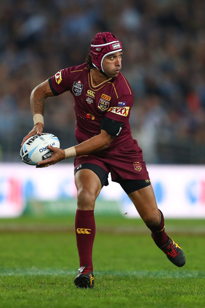 johnathan thurston - photo #32
