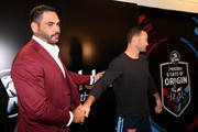 Greg Inglis and Boyd Cordner Photos Photo