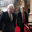 Boris Johnson and Jeremy Corbyn Photos