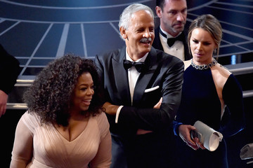 Stedman Graham 87th Annual Academy Awards Show