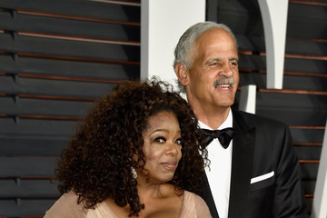 Stedman Graham Arrivals at the Elton John AIDS Foundation Oscars Viewing Party — Part 5