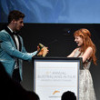 Stef Dawson 6th Annual Australians in Film Award & Benefit Dinner - Show