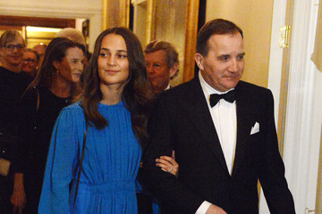 Stefan Löfven The Duke and Duchess of Cambridge Visit Sweden and Norway - Day 1