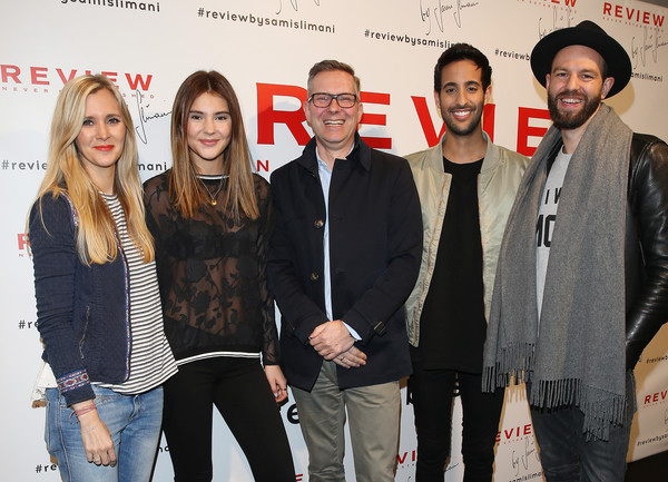 Launch Party - Preview by Sami Slimani Collection