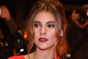 Stefanie Giesinger L'Oreal At 'Django' Premiere - 67th Berlinale International Film Festival