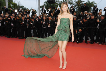 """Stefanie Giesinger """"Pain And Glory (Dolor Y Gloria/ Douleur Et Glorie)"""" Red Carpet - The 72nd Annual Cannes Film Festival"""