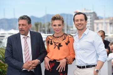 Stefano Accorsi 'Fortunata' Photocall - The 70th Annual Cannes Film Festival