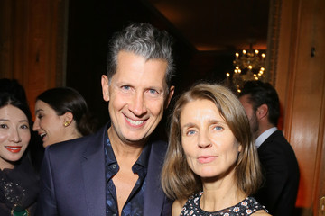 Stefano Tonchi Vogue 95th Anniversary Party