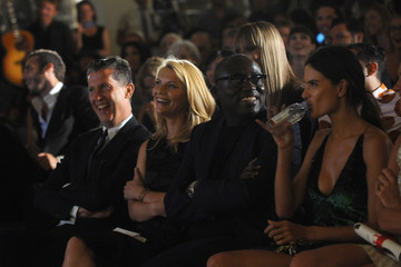 Stefano Tonchi Edward Enninful The Daily Front Row Second Annual Fashion Media Awards - Inside