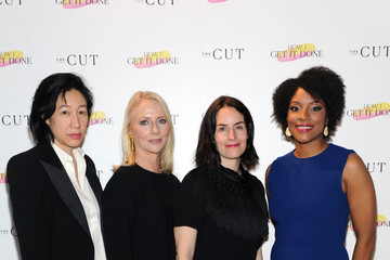 Stella Bugbee The Cut's How I Get It Done Event In NYC