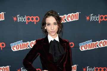 Stella Maeve 2016 New York Comic Con - Day 3