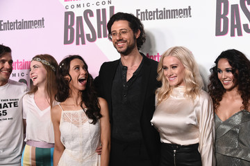 Stella Maeve Jason Ralph Entertainment Weekly Hosts Its Annual Comic-Con Party At FLOAT At The Hard Rock Hotel In San Diego In Celebration Of Comic-Con 2018 - Arrivals