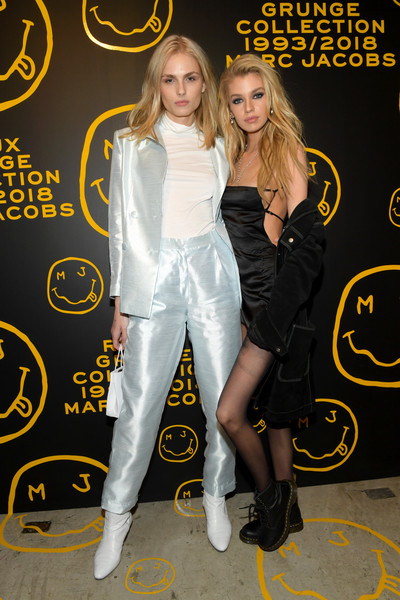 Marc Jacobs, Sofia Coppola, And Katie Grand Celebrate The Marc Jacobs Redux Grunge Collection And The Opening Of Marc Jacobs Madison