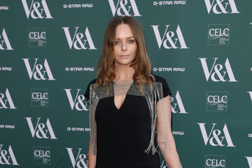 Stella McCartney Fashioned From Nature VIP Preview At V&A Museum - Red Carpet Arrivals