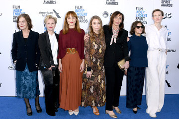 Stella Savino 2019 Film Independent Spirit Awards  - Arrivals