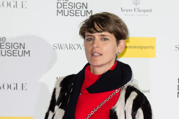 Stella Tennant The Design Museum - VIP Launch Party - Arrivals