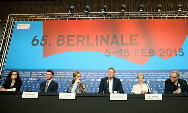 Stellan Skarsgard - 'Cinderella' Press Conference - 65th Berlinale International Film Festival