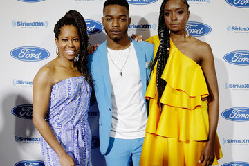 Stephan James SiriusXM's Heart & Soul Channel Broadcasts from Essence Festival In New Orleans - Day 1