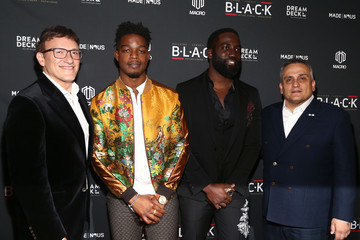 Stephan James 2019 Toronto International Film Festival - 4th Annual B.L.A.C.K Ball - Arrivals