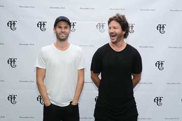 Stephan Jenkins Abercrombie & Fitch Summer Rooftop Party