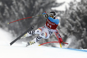 Stephan Keppler Audi FIS World Cup - Men's Super G