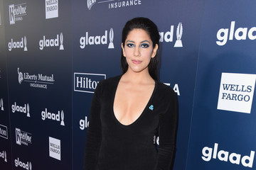 Stephanie Beatriz 28th Annual GLAAD Media Awards in LA - Red Carpet & Cocktails
