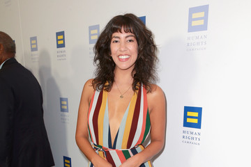 Stephanie Beatriz The Human Rights Campaign 2018 Los Angeles Gala Dinner - Red Carpet