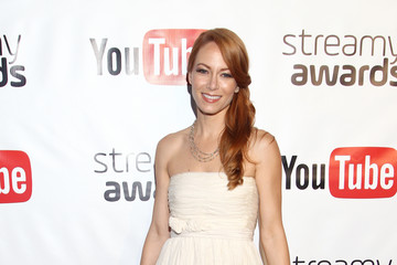 Stephanie Drapeau Official Streamy Awards Nominee Reception at YouTube Space LA