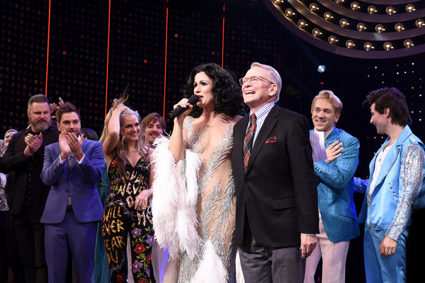 The Cher Show Broadway Opening Night - Curtain Call