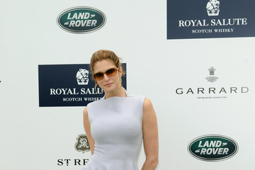Stephanie Seymour Celebs at the Sentebale Royal Salute Polo Cup — Part 4