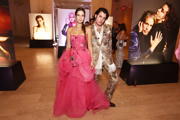 """Stephanie Seymour Harper's BAZAAR Celebrates """"ICONS By Carine Roitfeld"""" At The Plaza Hotel Presented By Infor, Estee Lauder, Saks Fifth Avenue, Fujifilm Instax, Genesis, And Stella Artois - Gallery"""
