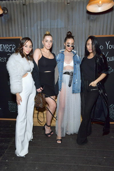 Nine West 40th Anniversary Celebration hosted By Olivia Culpo