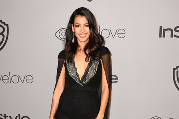 Stephanie Sigman Warner Bros. Pictures And InStyle Host 19th Annual Post-Golden Globes Party - Arrivals