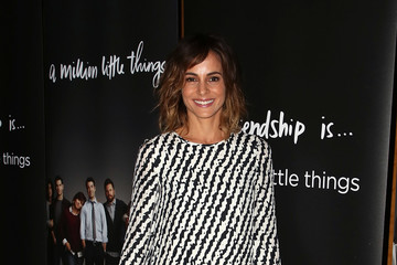 Stephanie Szostak Premiere Of ABC's 'A Million Little Things' - Arrivals