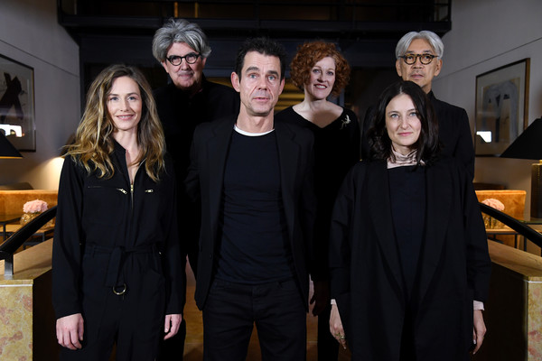 International Jury Photo Call - 67th Berlinale International Film Festival