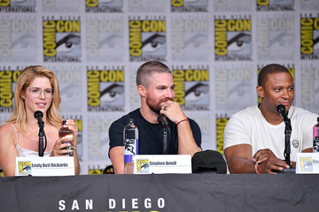 Stephen Amell Comic-Con International 2018 - 'Arrow' Special Video Presentation And Q&A