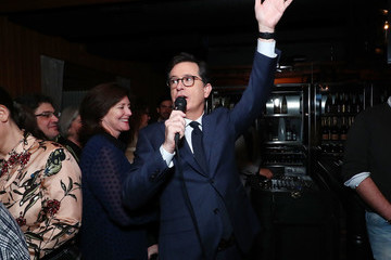 Stephen Colbert Cocktail Party in Celebration of 'Life, Animated'