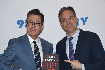 Stephen Colbert 92nd Street Y Presents: Jake Tapper & Stephen Colbert