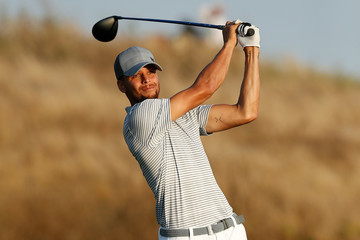 Stephen Curry Ellie Mae Classic - Round Two