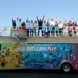 Stephen Curry Stephen and Ayesha Curry's Eat. Learn. Play. Unveils New Mobile Resource Center