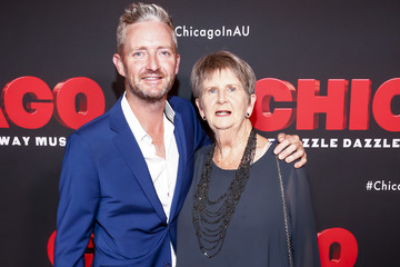 """Stephen Curry """"Chicago The Musical"""" - Opening Night Arrivals"""