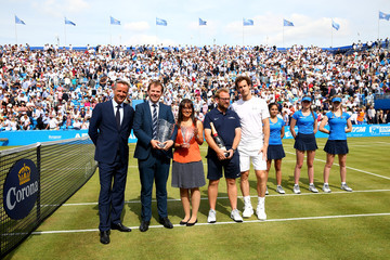 Stephen Farrow Aegon Championships - Day Four