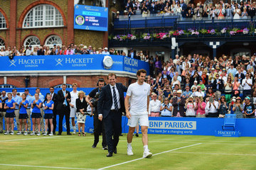 Stephen Farrow Aegon Championships - Day Seven