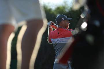 Stephen Gallacher Turkish Airlines Open - Day Two